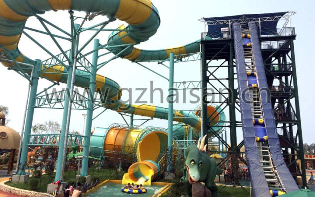professional water park manufacturer